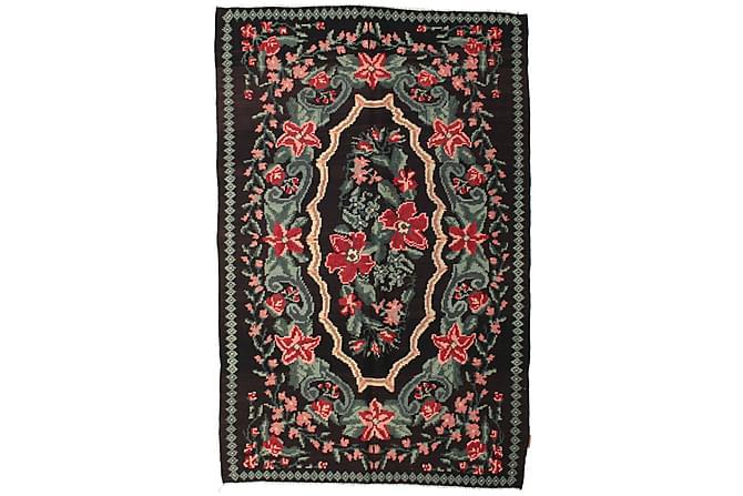 Orientalisk Kelimmatta Moldavia 152x230 - Röd - Inredning - Mattor - Kelimmattor