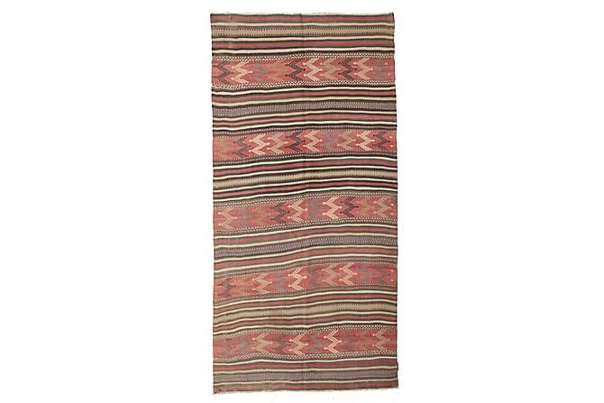 Orientalisk Kelimmatta Semiantik 144x293 - Flerfärgad - Inredning - Mattor - Kelimmattor