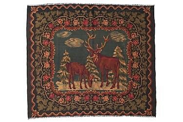 Rosenkelim Moldavia matta 185x207 Orientalisk Matta