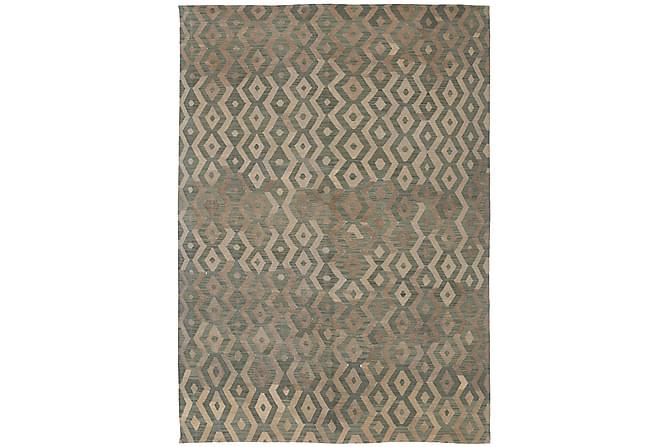 Stor Kelimmatta Moderna 191x285 - Beige|Grå - Inredning - Mattor - Kelimmattor