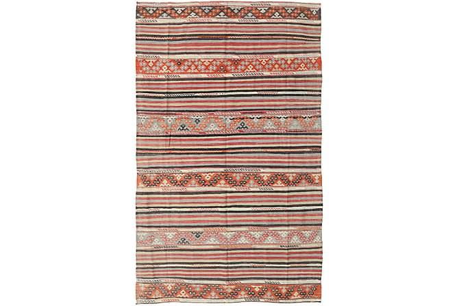 Stor Kelimmatta Turkisk 164x258 - Flerfärgad - Inredning - Mattor - Kelimmattor