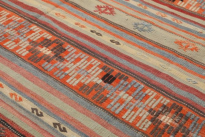 Stor Kelimmatta Turkisk 167x262 - Flerfärgad - Inredning - Mattor - Kelimmattor