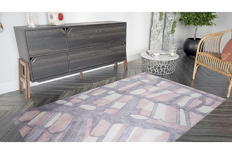 Matta Artloop 140x190 cm - Multifärgad - Inredning - Mattor - Mönstrade mattor