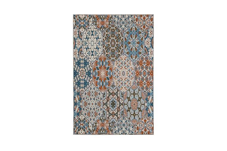 Matta Cathan 100x200 cm - Flerfärgad - Inredning - Mattor - Mönstrade mattor