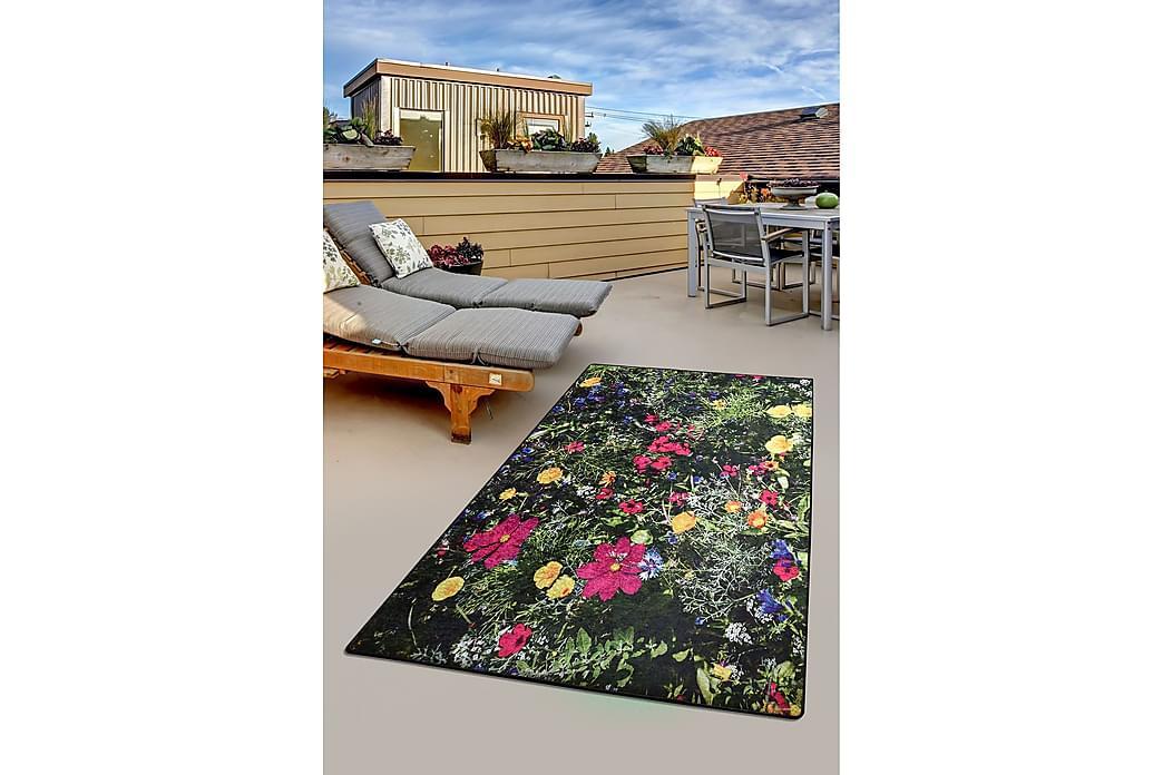 Matta Chilai 140x190 cm - Multifärgad - Inredning - Mattor - Mönstrade mattor