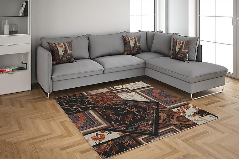 Matta Falakie 100x150 cm - Flerfärgad - Inredning - Mattor - Mönstrade mattor
