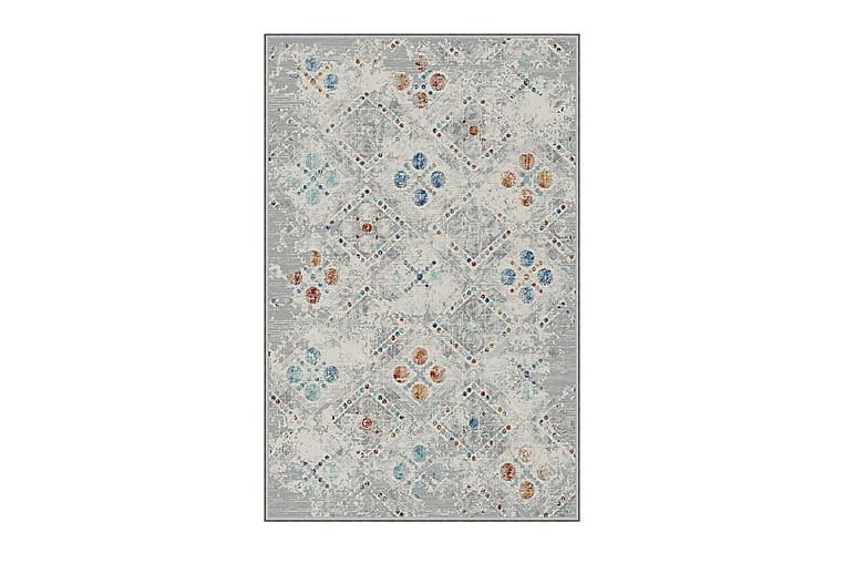 Matta Homefesto 100x150 cm - Multifärgad - Inredning - Mattor - Mönstrade mattor