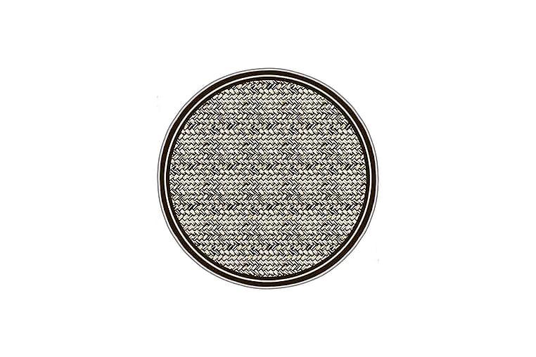 Matta Homefesto 160 cm Rund - Multifärgad - Inredning - Mattor - Mönstrade mattor
