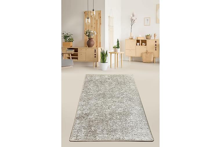 Matta Suolo 140x190 cm - Beige/Sammet - Inredning - Mattor - Mönstrade mattor