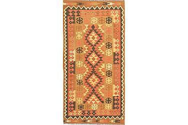 Orientalisk Kelimmatta Afghan 101x212