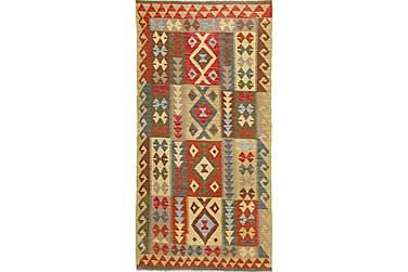 Orientalisk Kelimmatta Afghan 104x206