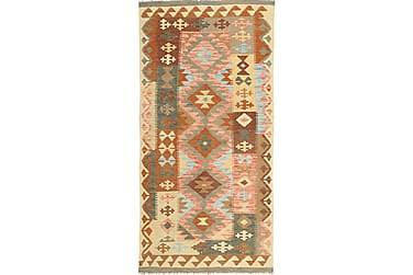 Orientalisk Kelimmatta Afghan 104x208