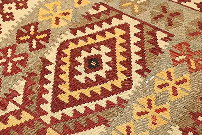 Orientalisk Kelimmatta Afghan 105x181 - Flerfärgad - Inredning - Mattor - Marockanska mattor
