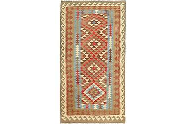 Orientalisk Kelimmatta Afghan 105x205