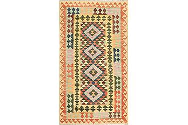 Orientalisk Kelimmatta Afghan 107x201