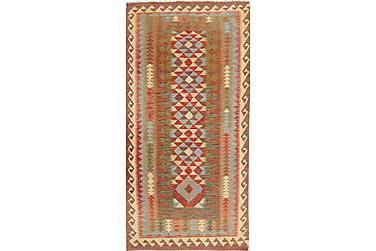 Orientalisk Kelimmatta Afghan 107x217