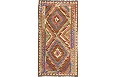 Orientalisk Kelimmatta Afghan 108x210