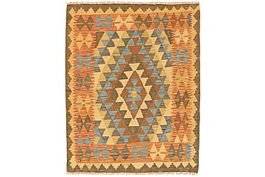Orientalisk Kelimmatta Afghan 89x108