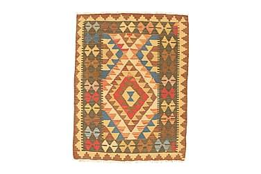 Orientalisk Kelimmatta Afghan 91x113