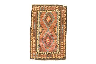 Orientalisk Kelimmatta Afghan 92x137