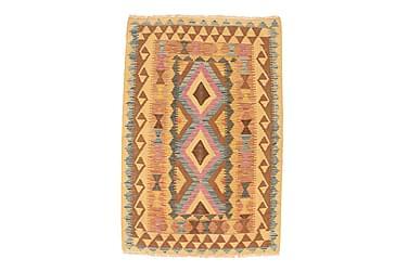 Orientalisk Kelimmatta Afghan 93x133