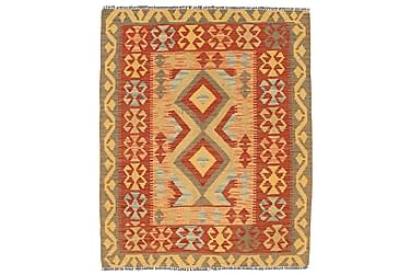 Orientalisk Kelimmatta Afghan 94x115