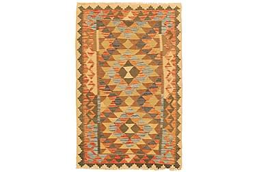 Orientalisk Kelimmatta Afghan 95x145