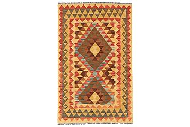 Orientalisk Kelimmatta Afghan 95x149