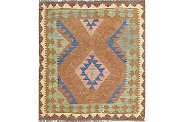 Orientalisk Kelimmatta Afghan 97x110