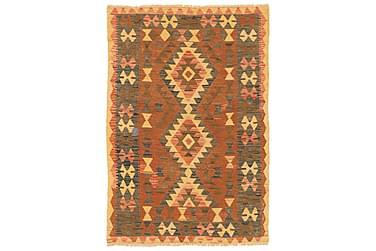 Orientalisk Kelimmatta Afghan 97x142