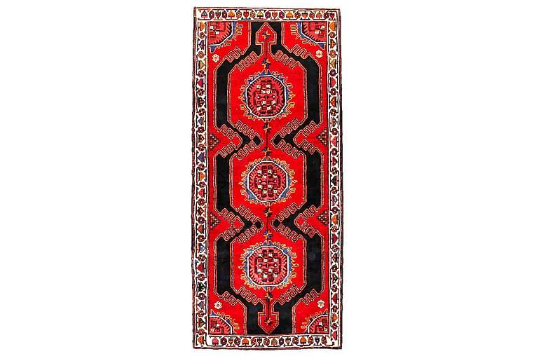 Handknuten Exklusiv Persisk Nålmatta 105x170 cm Kelim - Mörkblå/Röd - Inredning - Mattor - Orientaliska mattor