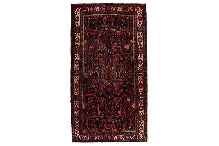 Handknuten Exklusiv Persisk Nålmatta 80x235 cm Kelim - Mörkblå/Röd - Inredning - Mattor - Orientaliska mattor