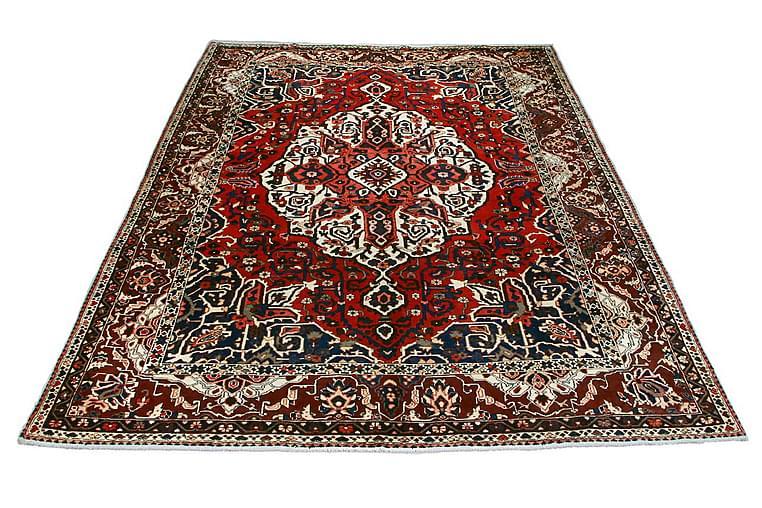 Handknuten Persisk Matta 293x380 cm - Röd/Mörkblå - Inredning - Mattor - Orientaliska mattor