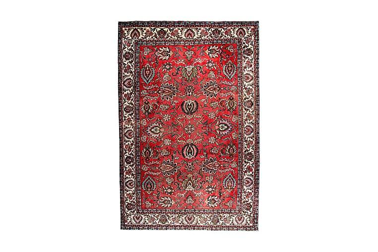 Handknuten Persisk Patchworkmatta 154x205 cm Kelim - Röd/Beige - Inredning - Mattor - Orientaliska mattor
