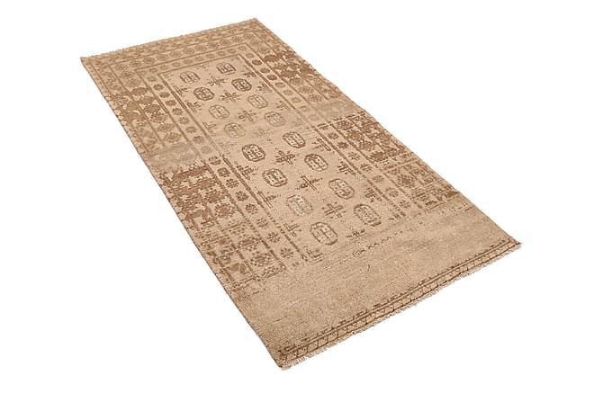 Matta Afghan 96x187 Stor - Beige|Brun - Inredning - Mattor - Orientaliska mattor