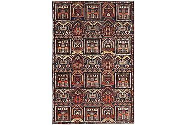 Matta Bakhtiar 170x264 Persisk Patina