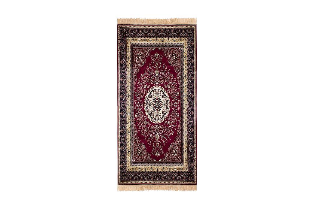 Matta Casablanca Medallion 80x450 - Röd - Inredning - Mattor - Orientaliska mattor