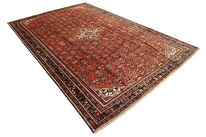 Matta Hosseinabad 208x314 Stor - Orange Röd - Inredning - Mattor - Orientaliska mattor