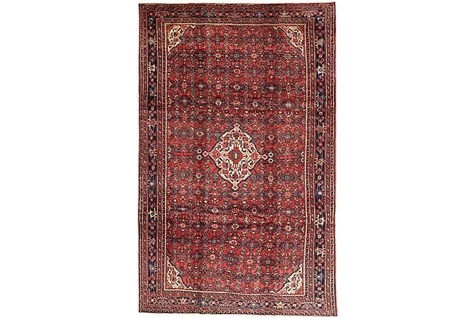 Matta Hosseinabad 210x332 Stor - Brun|Röd - Inredning - Mattor - Orientaliska mattor