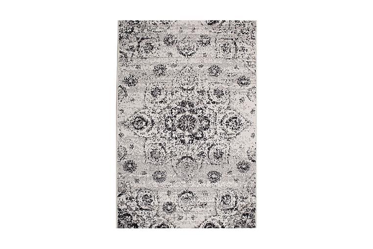Matta Lotto-4 133x190 cm Vit/Grå - Inredning - Mattor - Orientaliska mattor