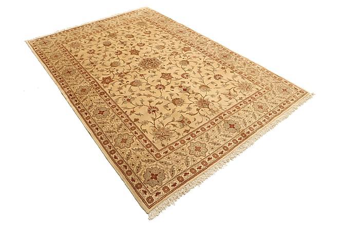 Matta Yazd 167x242 Stor - Beige|Brun - Inredning - Mattor - Orientaliska mattor