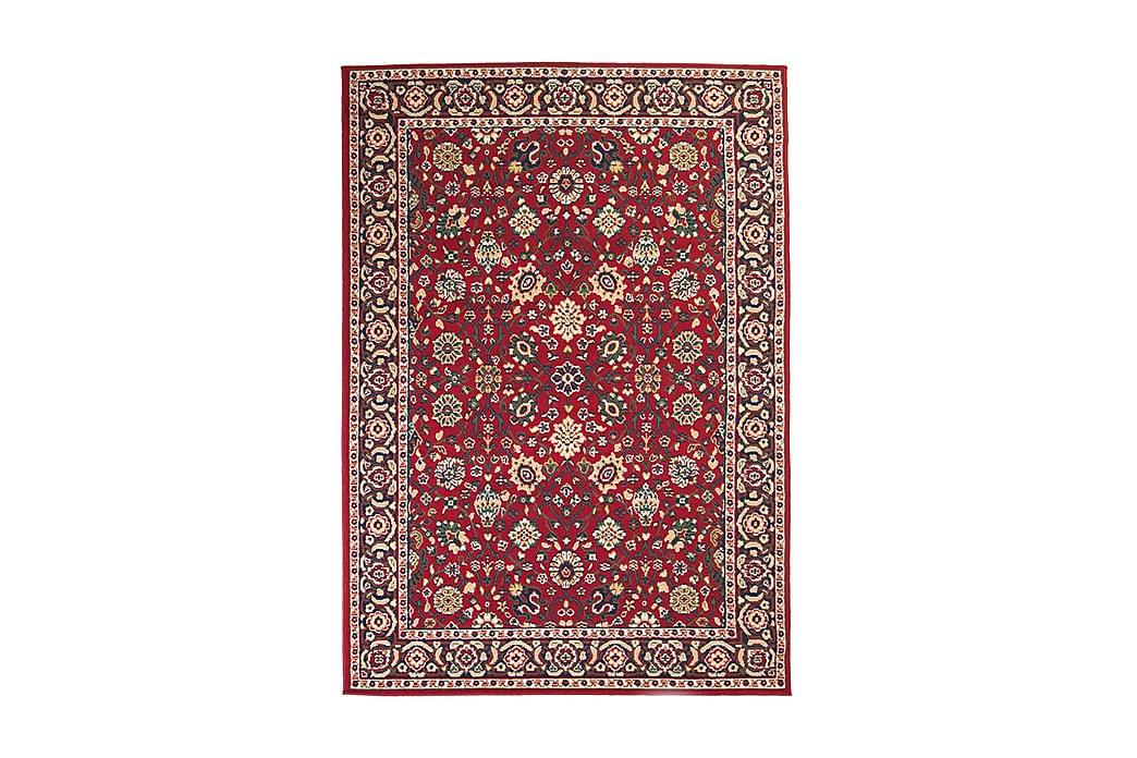 Orientalisk matta 140x200 cm röd/beige - Flerfärgad - Inredning - Mattor - Orientaliska mattor