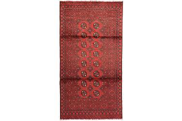 Orientalisk Matta Afghan 102x193