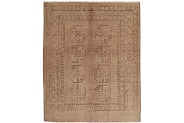 Orientalisk Matta Afghan 148x185