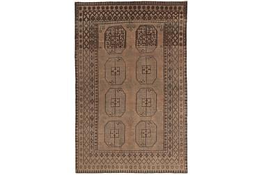 Orientalisk Matta Afghan 154x236