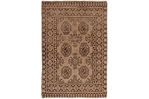 Orientalisk Matta Afghan 72x109