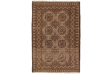 Orientalisk Matta Afghan 73x113