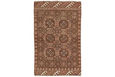 Orientalisk Matta Afghan 73x114