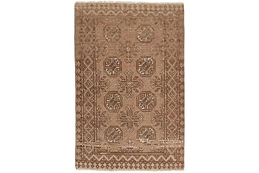 Orientalisk Matta Afghan 74x111