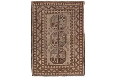 Orientalisk Matta Afghan 95x143